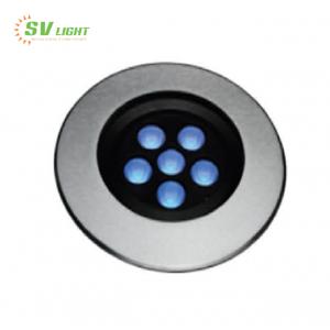 Đèn led âm sàn mỏng 12W SVO-A6712M