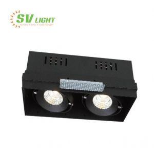 Đèn led không viền 2x15w, 2x18w SVF-1072