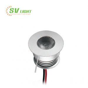 Đèn led âm sàn 1W IP67 SVO-C675
