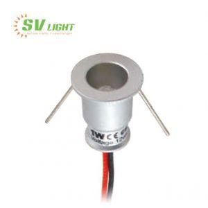 Đèn led âm sàn 1W IP67 SVO-C676