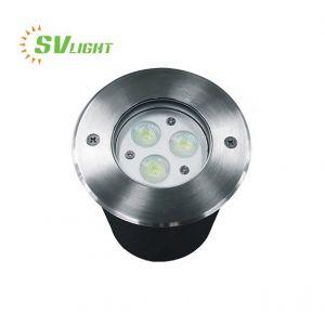 Đèn LED âm sàn 9W IP67 SVO-B6709
