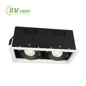 Đèn led multiple light 2x15W 2x18W SVF-1066