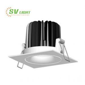 Đèn LED spotlight âm trần 15W SVF-1233