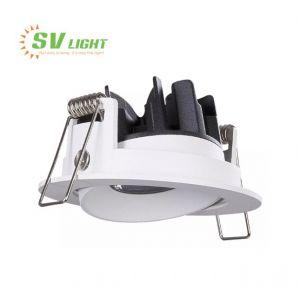 Đèn LED Spotlight âm trần 7W SVF-1262