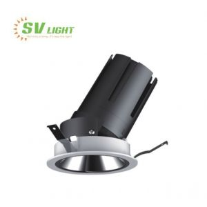 Đèn led Spotlight âm trần 38W 42W SVC-150A