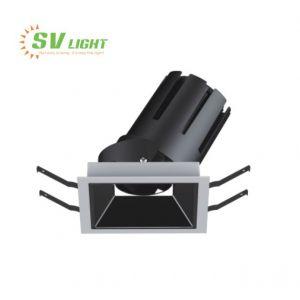 Đèn led spotlight âm trần vuông 28W 33W SVC-150V
