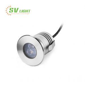 Đèn Led Âm Sàn Âm Nước IP68 3W mỏng SVO-M6803