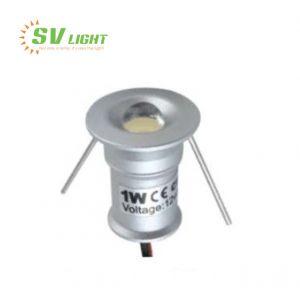 Đèn led chống ẩm mini 1W SVO-A12