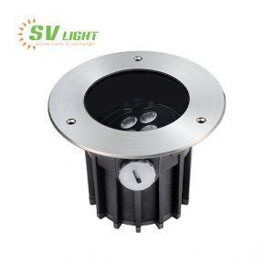 Đèn led âm sàn chỉnh hướng 12W SVO-A6712D