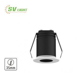 Đèn Led spotlight mini 3W SVC-35