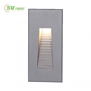 Đèn led chân tường cầu thang 3W SVO-A6503T4