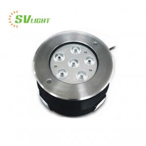 Đèn LED âm sàn 18W IP67 SVO-B6718