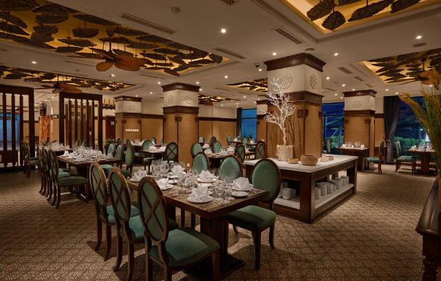 Cung cấp đèn led âm trần spot light cho toàn bộ khách sạn Ninh Bình (Ninh Binh Hidden Charm Hotel)