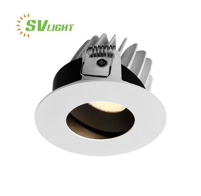 Đèn led âm trần spotlight mini 3W SVC-4545A
