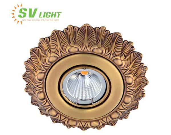 đèn led tân cổ điển thiết kế sang trọng tinh tế
