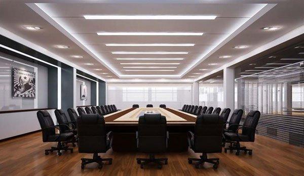 đèn led tuýp phù hợp cho không gia văn phòng
