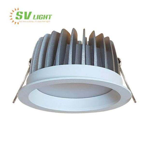 đèn led downlight 15w