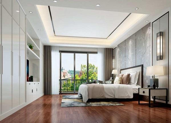 Tiêu chuẩn thiết kế chiếu sáng phòng ngủ 1